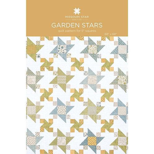 Missouri Star Garden Stars Quilt Pattern