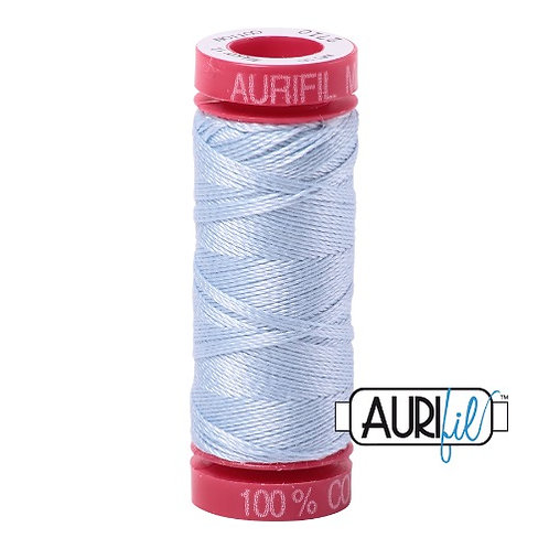 Aurifil 12 50m 2710 Light Robins Egg Cotton Thread