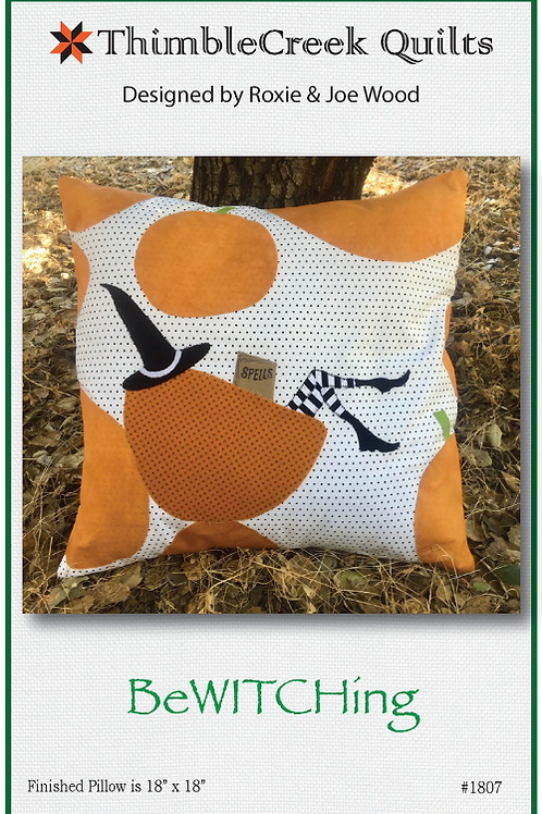 Bewitching Pillow Pattern