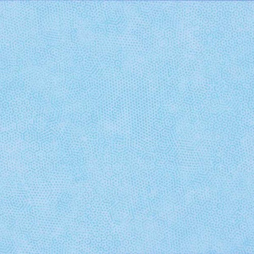 1867/W2 Fresh Air Makower Andover Dimples Fabric
