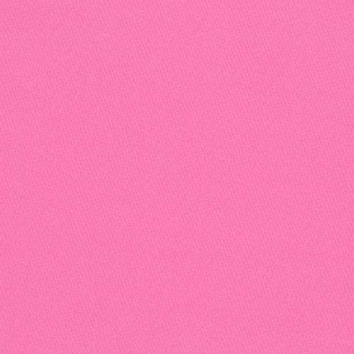 Kona Solids Sassy Pink Fabric