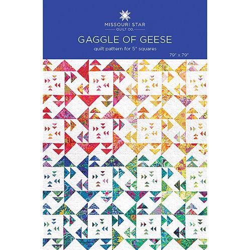 Missouri Star Gaggle of Geese Pattern