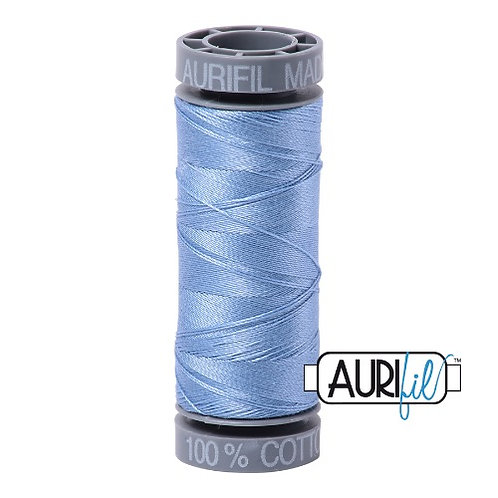 Aurifil 28 100m 2720 Light Delft Blue Cotton Thread
