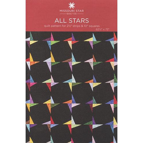 Missouri Star All Stars Quilt Pattern