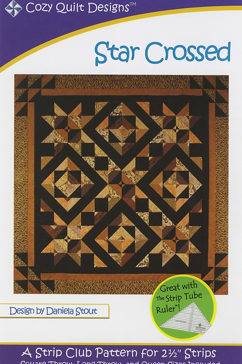 Cozy Quilt Designs Star Crossed Quilt Pattern