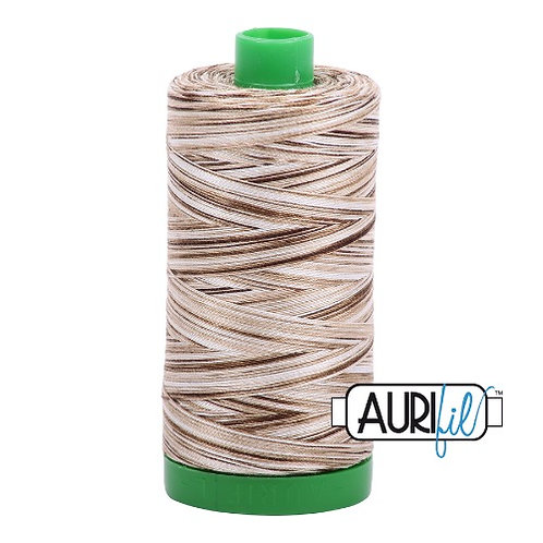 Aurifil 40 1000m 4667 Nutty Nougat Cotton Thread