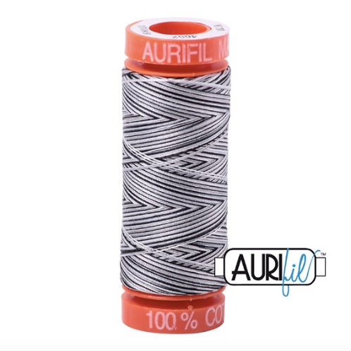 Aurifil 50 200m 4652 Cotton Thread Licorice Twist