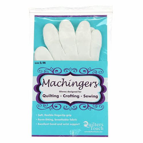Machingers Quilting Gloves Size XS