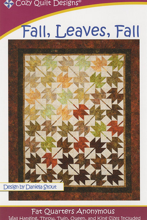 Quilt Designs Fall, Leaves, Fall Quilt Pattern