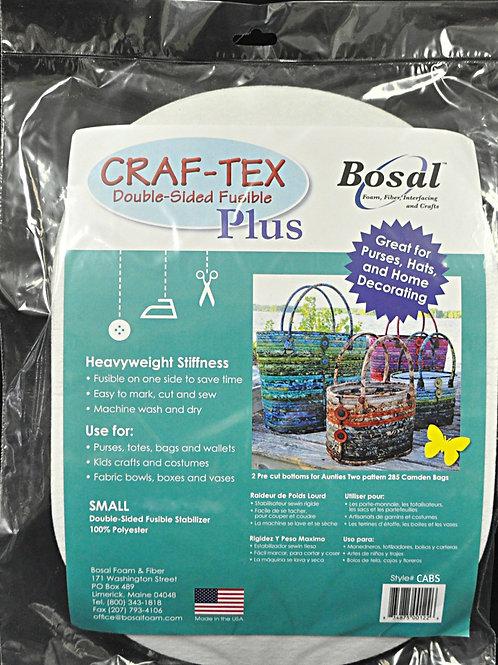 Bosal Craft Tex Camden Bag Bases - Small x 2