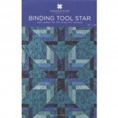 Missouri Star Quilt Company Binding Tool Star Pattern