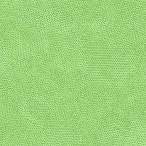 1867/G41 Baby Lettuce Makower Andover Dimples Fabric