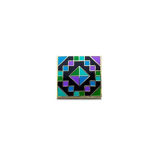 Pin Peddlers Jewel Box Pin