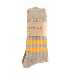 Desert - Double Yellow Stripe