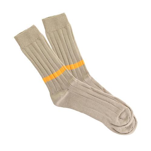 Desert - Single Low Yellow Stripe