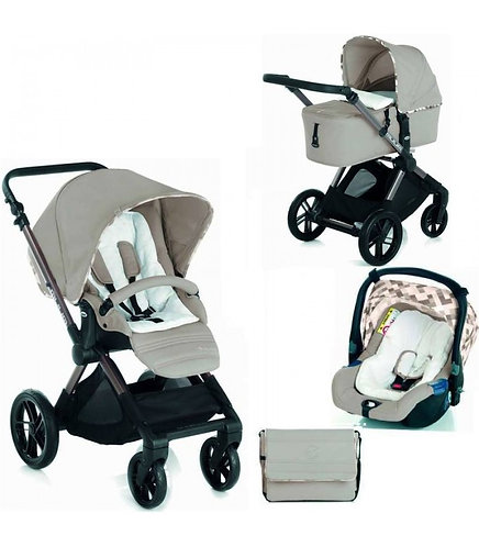 CARRO MUUM PUSHCHAIR + KOOS + MICRO
