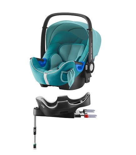PACK BABY-SAFE i-SIZE BASE FLEX,BRITAX//RÖMER