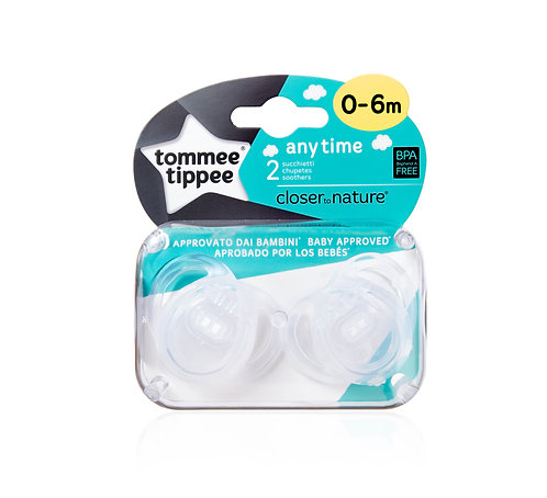 CHUPETE ANY TIME 0-6 MESES TOMME TIPPEE