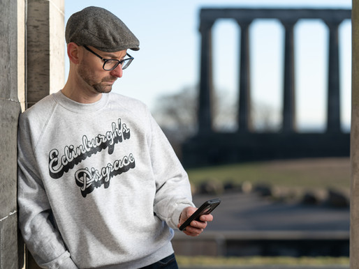 Collective: Edinburgh's Disgrace Merch