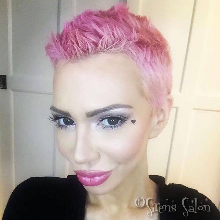 celebrity hair