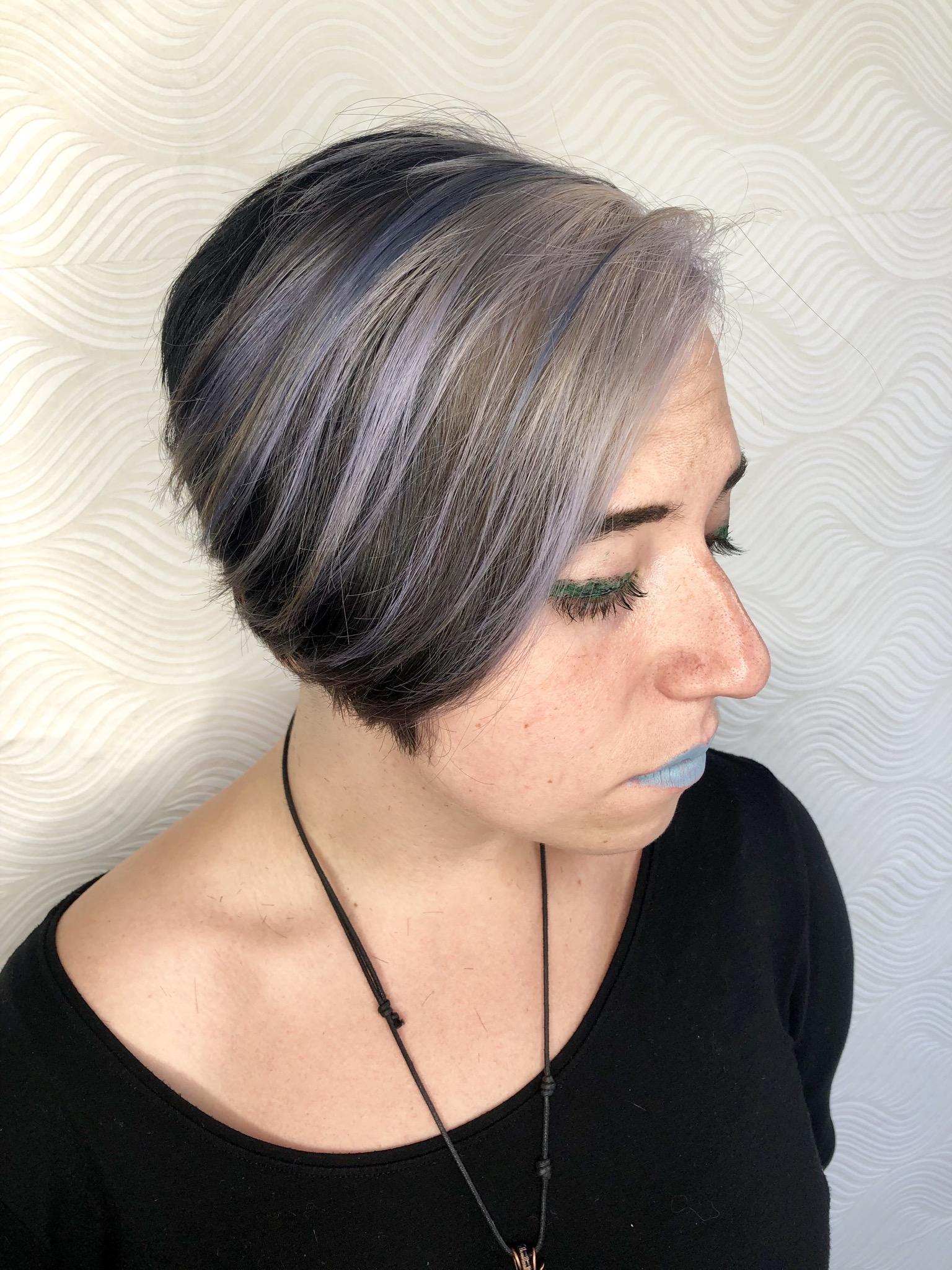 silver streaks