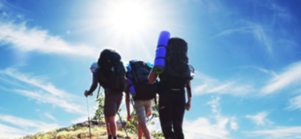 zillion insurance team hiking