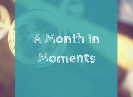 Month in Moments - September '20 Edition
