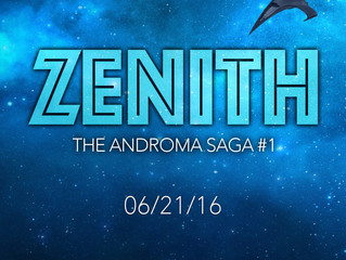 ZENITH: The Androma Saga!