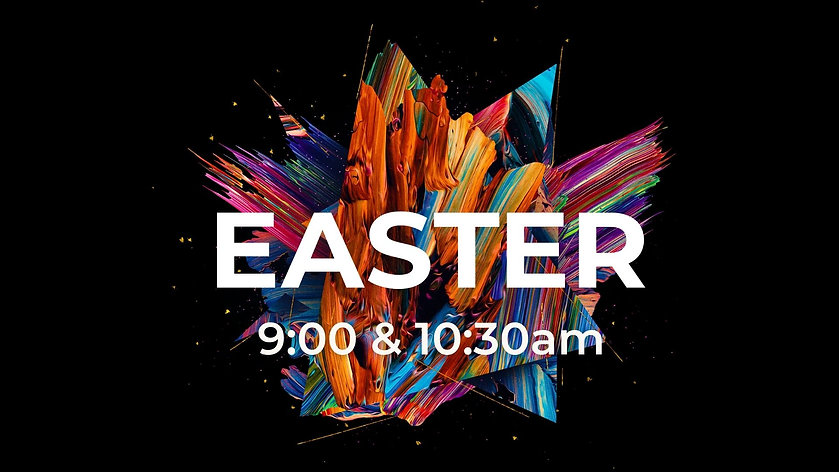 easter services in celina, tx