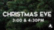 Christmas Eve service Celina TX