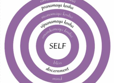 A five part introduction to the Koshas. Pt.1 Annamaya Kosha