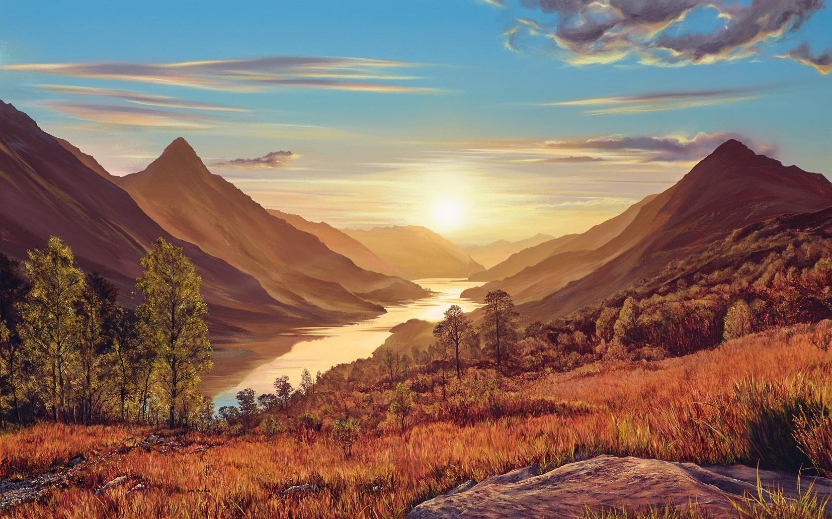 Jamie Hageman Landscape Artist