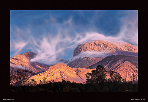 Evening Light, Ben Nevis