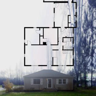 MODERN HOME PLANS WHITMORE LAKE, MI
