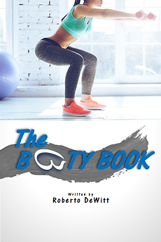 website - MINI The Booty Book Front Cove