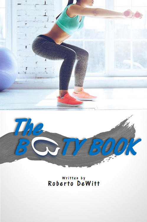 The Booty Book - eBook