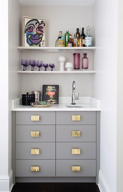 midwest modern wet bar design wet bar essentials