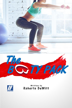 website - MINI The Booty pack cover - Ro