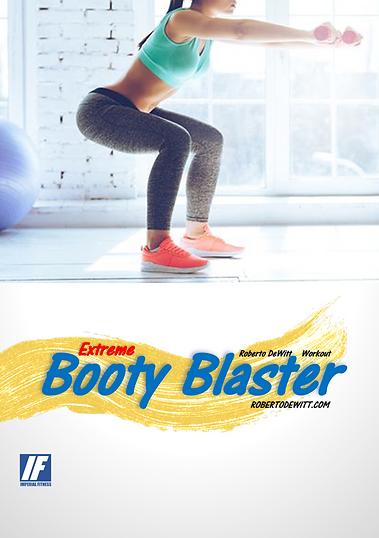 MINI - Extreme Booty Blaster 12 Week cov