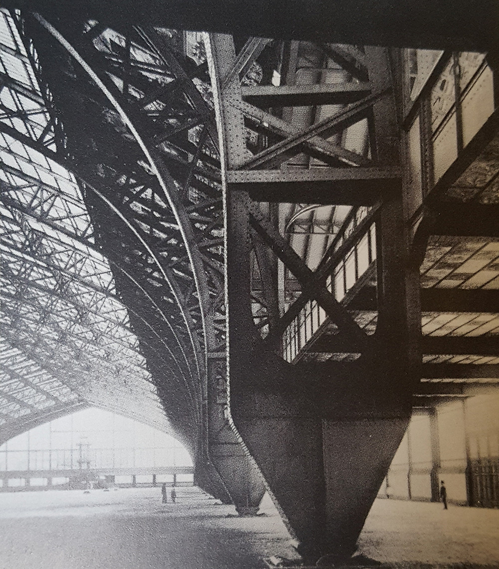 thoughtful architectural details steel truss