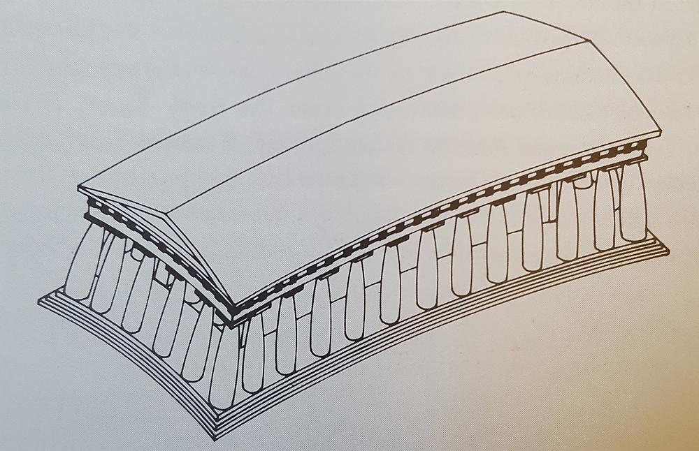 architectural details Parthenon