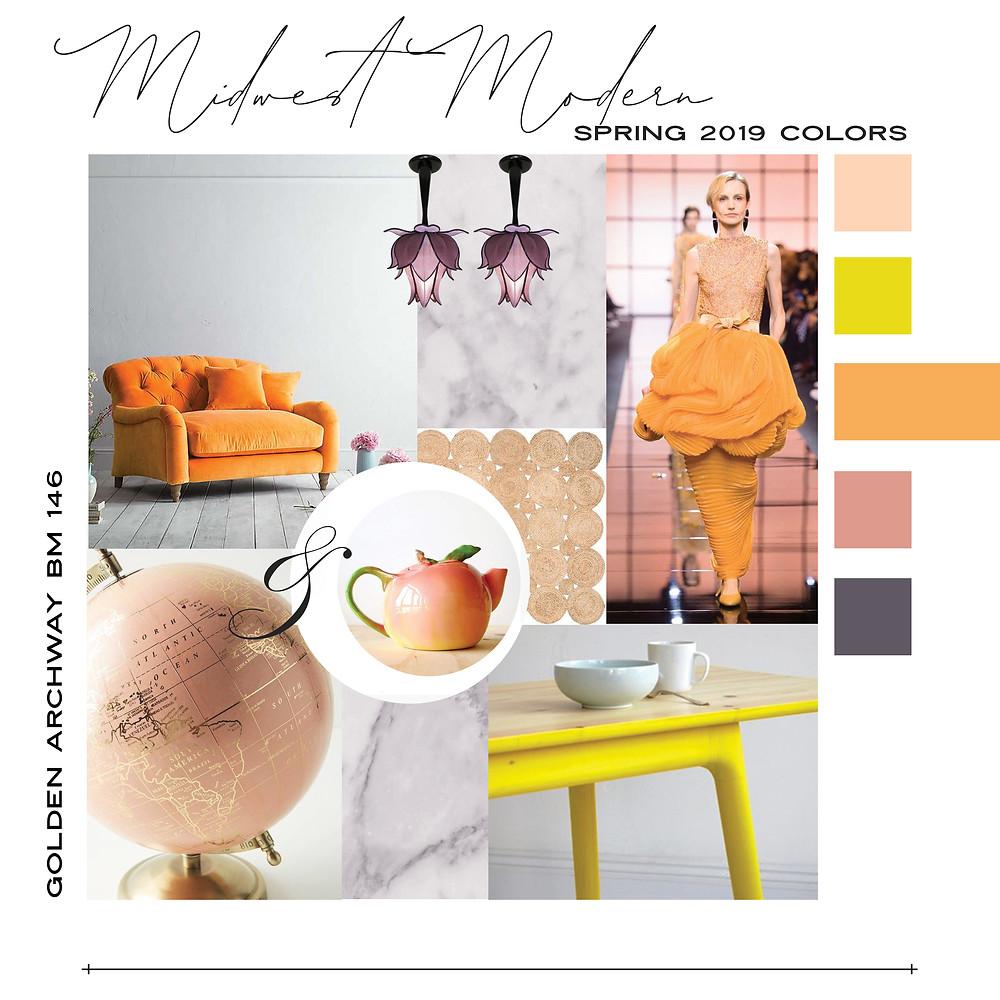 pantone spring colors 2019 spring colors benjamin moore modern interior design