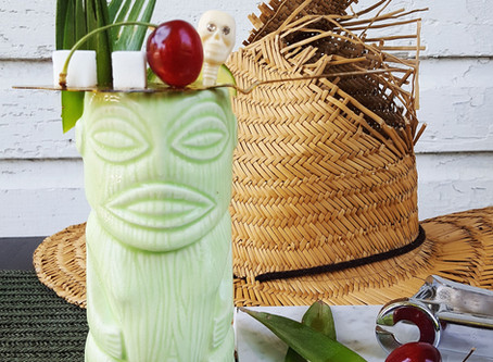 Vacation Edition: Michigan Tiki Drinks!