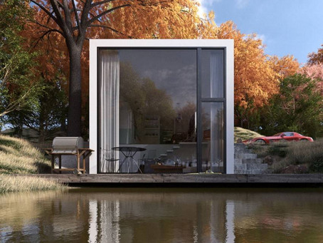 5 Reasons You Should Build a Modern Lake House