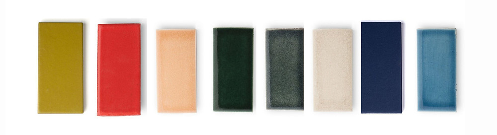 fireclay tile midwest modern colors