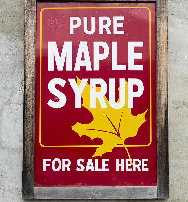 midwest modern maple syrup label design maple syrup alcohol