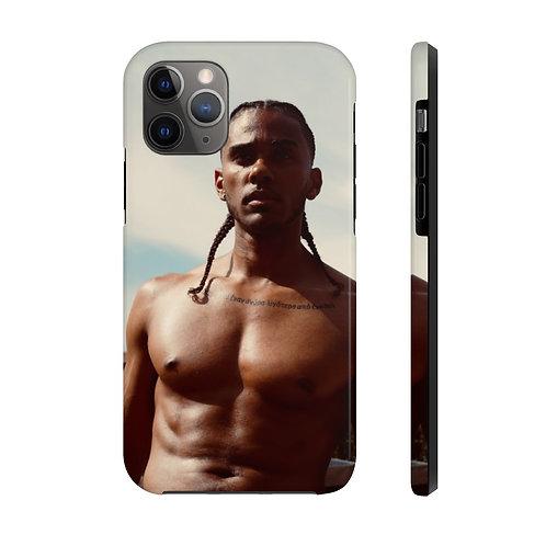 Roberto DeWitt - Beautiful Brown Skin iPhone 11 pro case