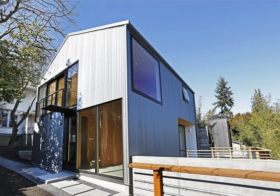 modern house design accessory dwelling unit
