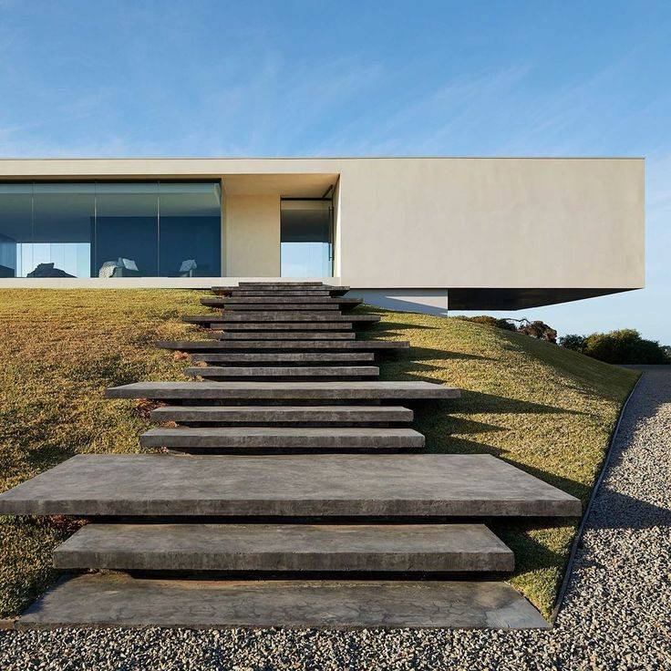 path design principles contemporary architecture midwest modern