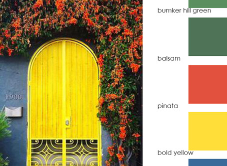 19 Benjamin Moore Fall Color Palettes That You Will Love